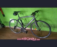 Bici hybrida Racing - PRECIO BLACK FRIDAY