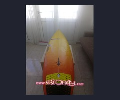 TABLA DE SURF LASANTA BULKLEY 6'1''X18''9'''X2.5 28 L BUTTA KNIFE MODEL