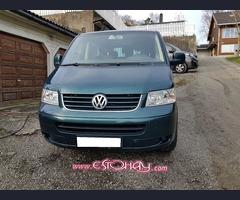 Volkswagen Transporter TRANSP 2.5-131 D 2005, 593 423 km