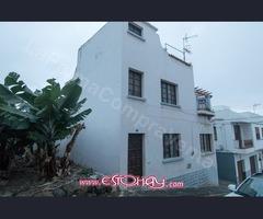 ID-313 Casa de dos plantas, con una buena distribución y habitaciones amplias