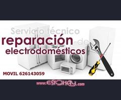 REPARACION DE ELECTRODOMESTICOS TF NORTE