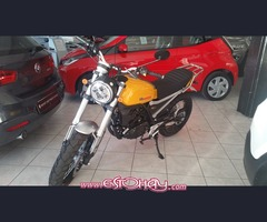 MOTOCICLETA VELIMOTOR 125CC
