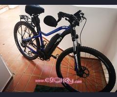Bicicleta eléctrica Yamaha