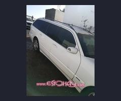 Se vende Mercedes E 270