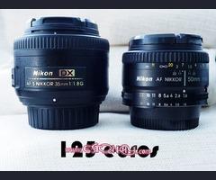Objetivos de cámara
