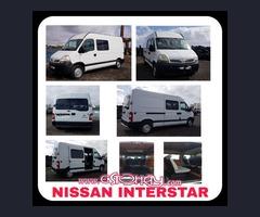 Vendo Nissan Interstar