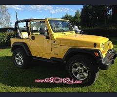 Jeep  Wrangler 4.0 Sport