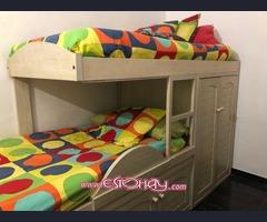 Dormitorio infantil completo