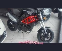MOTO GS-20 125CC 4 TIEMPOS