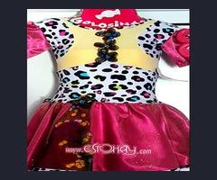Vestido de fantasía