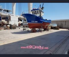 Se vende barco de lista tercera