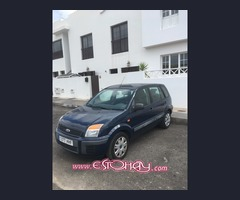 Ford Fusion FX 1.4 2011