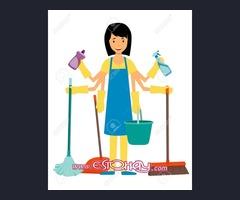 Me ofrezco para limpiar y planchar a 9€/h