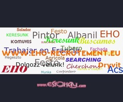 Trabajar con EHO Recrutement en Francia