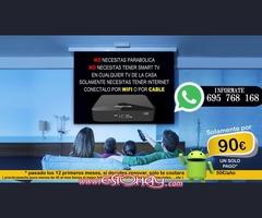 tv box + tv premium