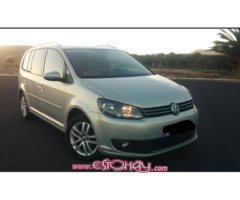 VW Touran negociable