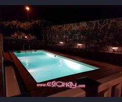Casa con piscina directo de propietario