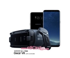 Comprar Samsung Galaxy S8 S8 Plus gratis Samsung GEAR VR