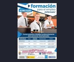 Cursos GRATUITOS para Desempleados en Lanzarote