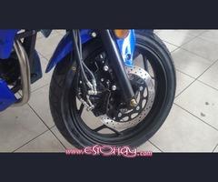 MOTOCICLETA VELIMOTOR 125CC 6B