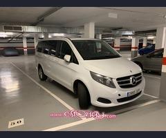 Mercedes Benz V220d Largo