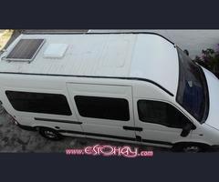 Opel movano homologada como vivienda