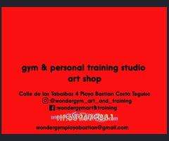 Nuevo gimnasio en Costa Teguise dedicado en exclusiva al entrenamiento personal
