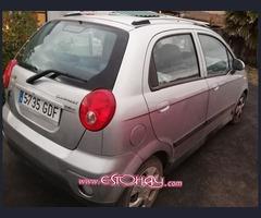 Chevrolet matiz 2008 116mil km