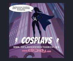 los mejores cosplays para cosplayers
