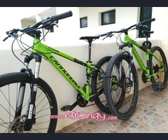 VENDO CANNONDALE TRAIL4 TALLA S
