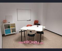 Alquiler de despachos o aulas