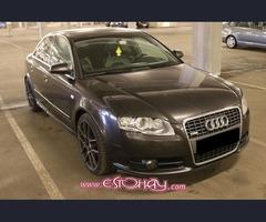 Audi A4 1,9 TDI 115 hk S-line