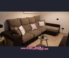 Venta sofa y mueble salón