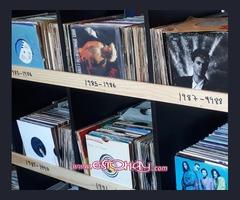 se venden discos de vinilo