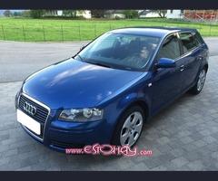Audi A3 Sportback 1.9 Ambiante