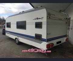 Caravana Hobby KMFE De Luxe