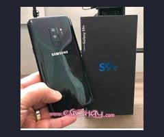 Samsung Galaxy S9 PLus 64GB ESPAÑOL DUAL SIM SM-G965FD + FACTURA