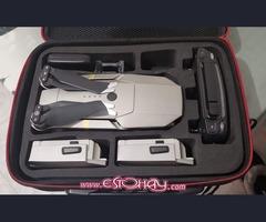 Dron mavic pro platinum