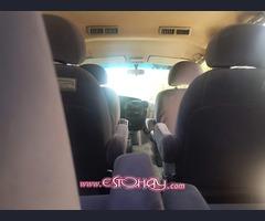 Furgoneta Hyundai H1 en perfecto estado