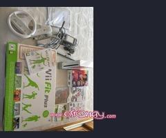 Vendo Wii y accesorios
