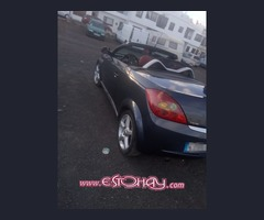 Opel Tigra descapotable