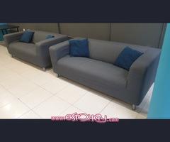 Sofas Ikea 2 meses de uso