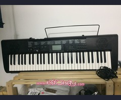 VENDO TECLADO (PIANO ELECTRICO) CASIO