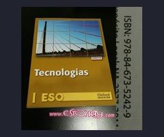 Libro Nuevo de tecnologías 1°de la Eso