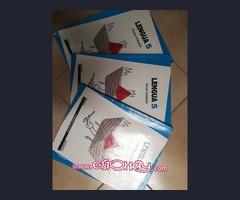 Vendo libros lengua 5° Primaria ANAYA