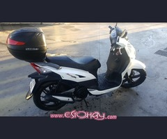 Scooters 125cc SYM SIMPHONE