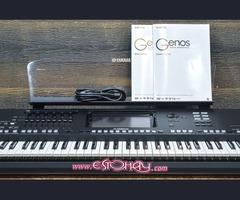 Yamaha Genos 76-Key Keyboard ,Yamaha Tyros5 Keyboard 76-Key