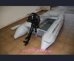 Neumática Plastimo P270SH, Suzuki 5CV