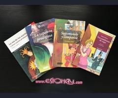 Libros de lectura (Instituto)