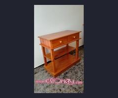 Se vende conjunto de tresillo, mesita y mueble TV